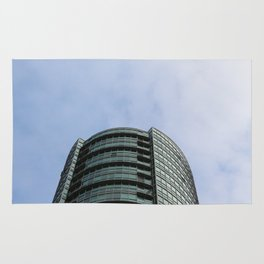 Burnaby condo tower Rug