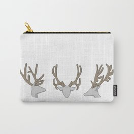 Three little Deer Carry-All Pouch