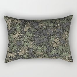 Spider camouflage Rectangular Pillow