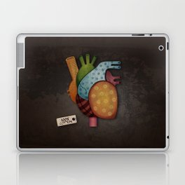 Soft-Hearted  Laptop & iPad Skin