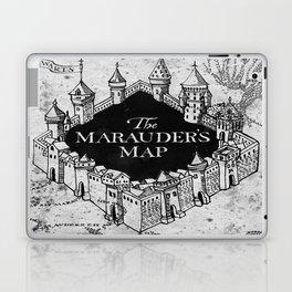 Marauders Map Laptop & iPad Skin