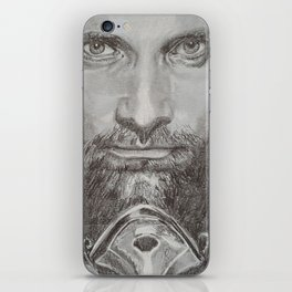 The King iPhone Skin