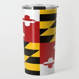 Maryland Colours Travel Mug