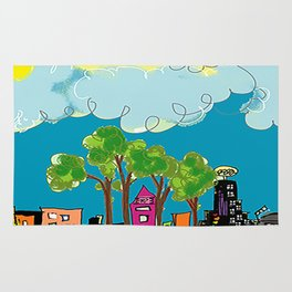 JL The City View Rug