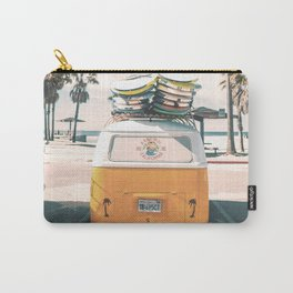 Surf Van Venice Beach California Carry-All Pouch