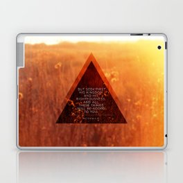 Seek First Laptop & iPad Skin