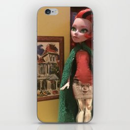 Charlotte de Chagny and the Victorian iPhone Skin