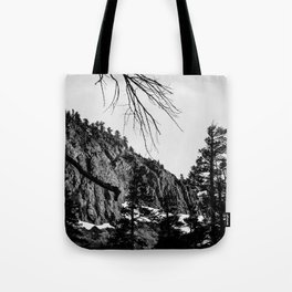 Mammoth Lakes 4 Tote Bag