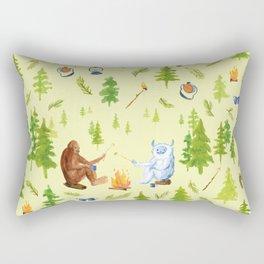 Annual Camping Trip Rectangular Pillow