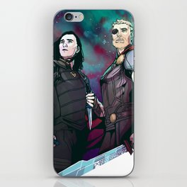 Brothers in arms iPhone Skin