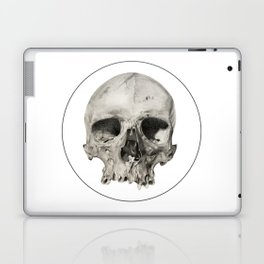 London Skull Laptop & iPad Skin