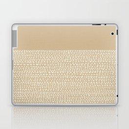 Riverside - Sand Laptop & iPad Skin