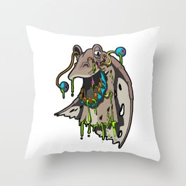 Undead Binks Throw Pillow