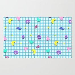 Confetti Grid Rug