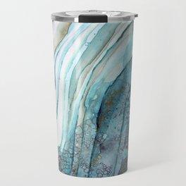 Water and Stone Travel Mug