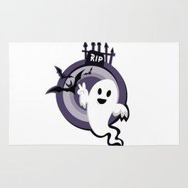 Halloween Ghost Story Rug