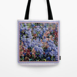 CEANOTHUS JULIA PHELPS ABSTRACT Tote Bag
