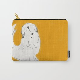 Scaredy George Carry-All Pouch