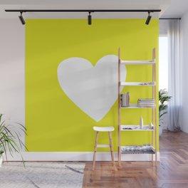 Sunshine Heart Wall Mural