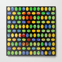 Jelly Beans Metal Print