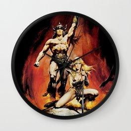 Conan Wall Clock
