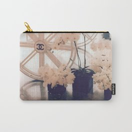 Coco No. 5 Floral Exhibit Carry-All Pouch