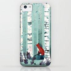 The Birches iPhone 5c Slim Case