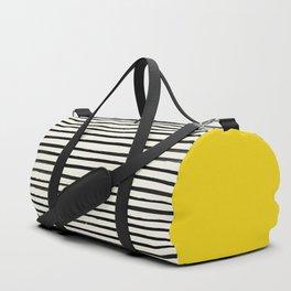 Sunshine x Stripes Duffle Bag