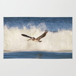 marina pelican Rug