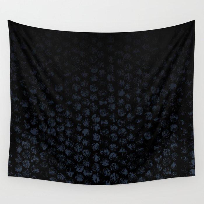 Cammo Dark Wall Tapestry