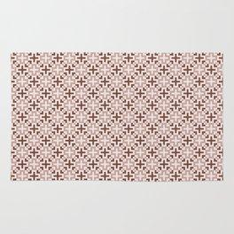 Guarda Pampa Pattern: Crosses Rug
