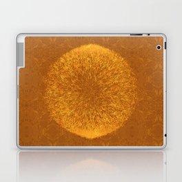GOLDEN PATTERN I Laptop & iPad Skin