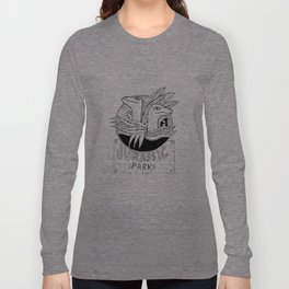 The Park is Open Long Sleeve T-shirt
