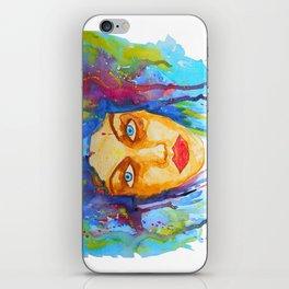 Christelle iPhone Skin