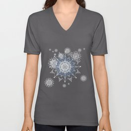 Catch on My Tongue, But since I was Driving, Just Hypnotized Instead Unisex V-Neck