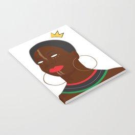 Queen Simone Notebook