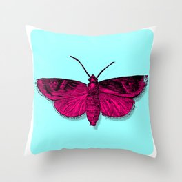 Butterfy Throw Pillow