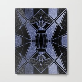 Geometric #958 Metal Print