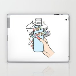 Stay Hydrated Laptop & iPad Skin