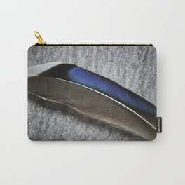 Glossy iridescence Carry-All Pouch