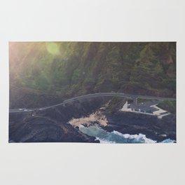 Makapuu Beach in Oahu, Hawaii Rug