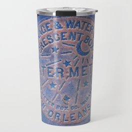 New Orleans Water Meter Travel Mug