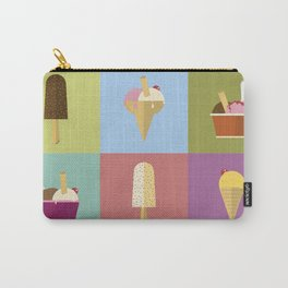Swet ice cream 12 Carry-All Pouch