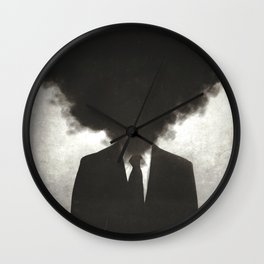Confessions of a Guilty Mind. Wall Clock