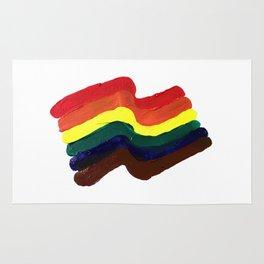 Pride Flag Rug