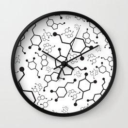 Serotonin and Dopamine Wall Clock