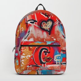 Some things are better left unexplained Backpack