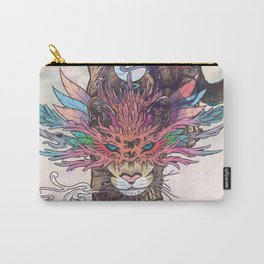 Journeying Spirit (Mountain Lion) Carry-All Pouch