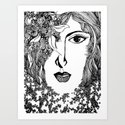 La Nina | Limited Edition of 50 Prints by kaleidodrama