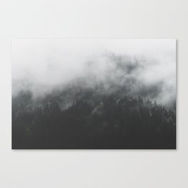 Spectral Forest II - Landscape Photography Canvas Print